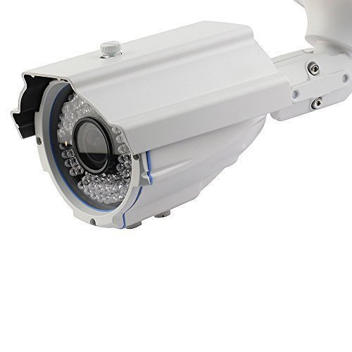 2.1MP Full HD 1080p 4-in-1 Bullet Indoor/Outdoor CCTV Security Camera Support TVI + CVI + AHD + 960H Analog Signal